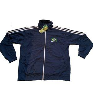 Other - NWT Brasil Soccer Jacket